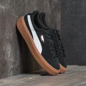 Puma Suede Platform Sneaker 7.5